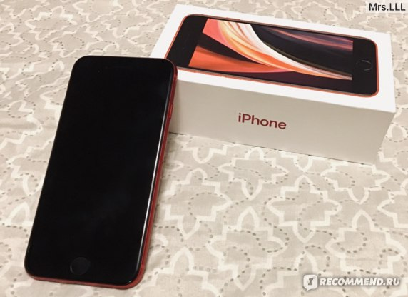 Мобильный телефон Apple Iphone SE 2 red