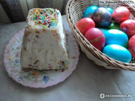 Краска для яиц Домашняя кухня Перламутровая фото