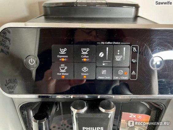 Сенсорное управление кофемашины Philips EP2021/40