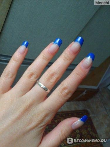 свои ногти (раньше)