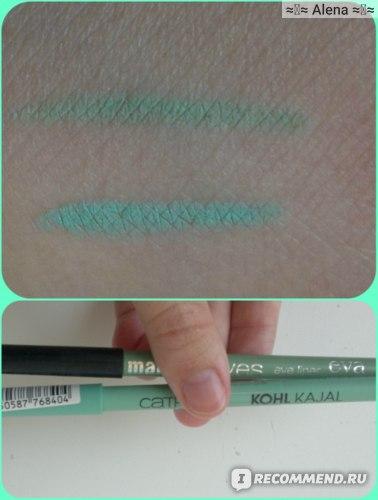 Карандаш для глаз Catrice Kohl Kajal фото