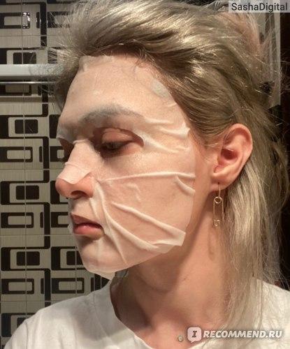 антиоксидантная маска для лицаBanobagi Anti-Oxidant Injection Mask