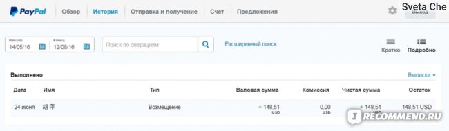 Платежная система Paypal фото