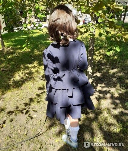 Школьная форма Alisia Fiori  Платье Сьюзи Sc Артикул: 12354116 фото