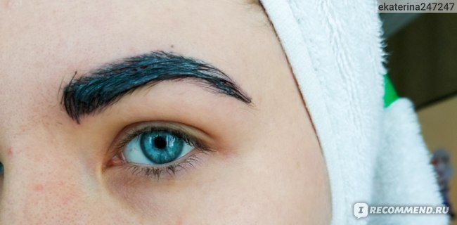 Краска для бровей и ресниц Estel Professional ONLY looks фото