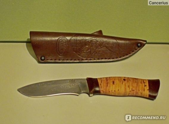 Нож Златоуст Н31А фото