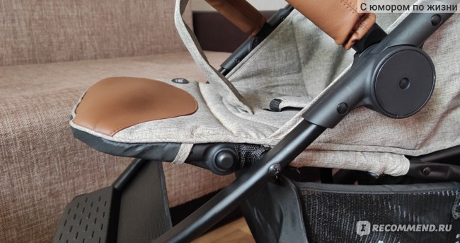 Прогулочная коляска Nuovita Corso фото