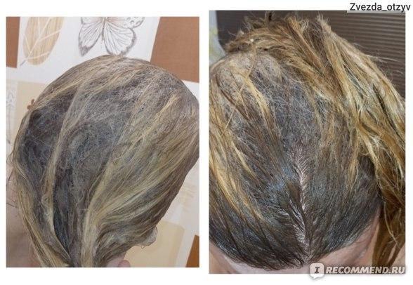 Намылила волосы. Подождал 2 мин. Смыла. Воспользовалась кондиционером для волос.