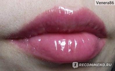 Блеск для губ Lumene Natural Code Smile Booster фото