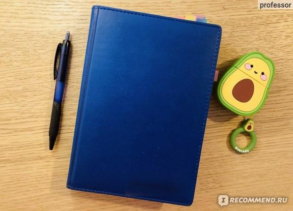 ручка и блокнот, все что нужно для старта