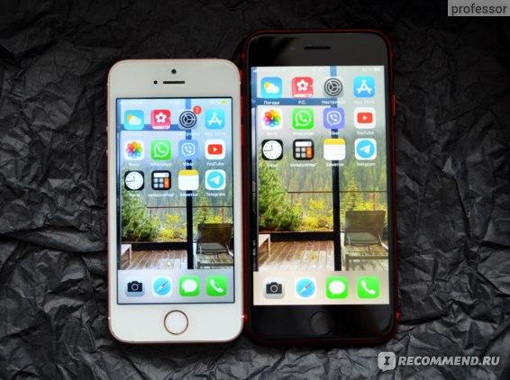 Смартфон Apple Iphone SE и SE 2