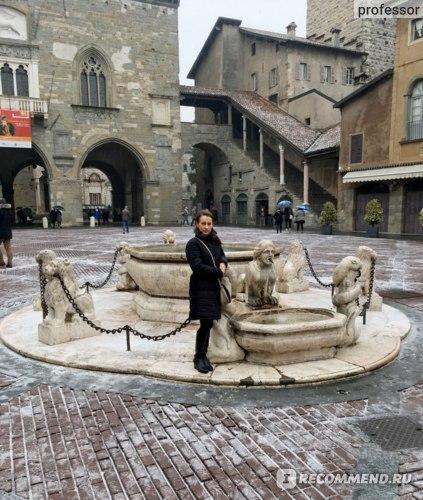 Бергамо, Италия фото