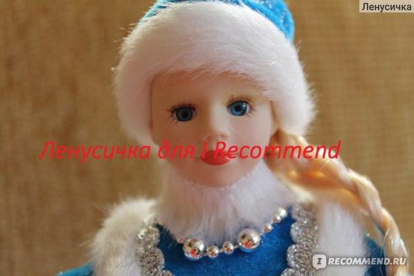 """Детский новогодний подарок Яшкино """"Снегурочка"""" фото"""