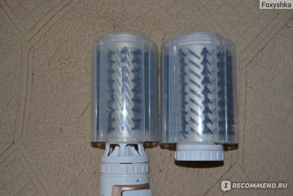 Фен-щетка Rowenta  BRUSH ACTIV COMPACT CF9520 фото