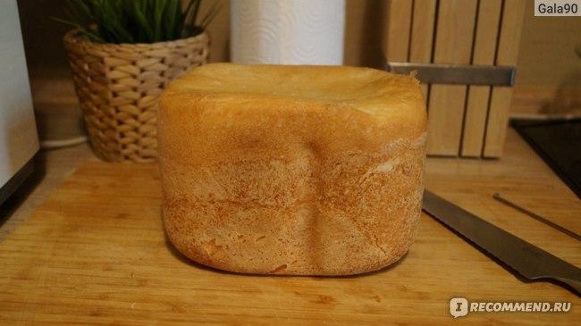 Вкусный домашний хлебушек
