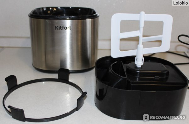 Мороженица KITFORT KT-1805 фото