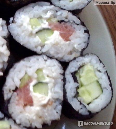 Рис Akura Для суши фото