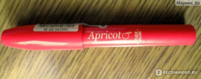 Бальзам-блеск для губ ETUDE HOUSE Apricot Stick фото