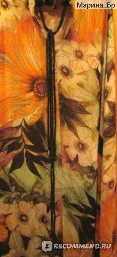 Сарафан Rika Mare Длинный с плетением макраме (артикул DD90551) фото