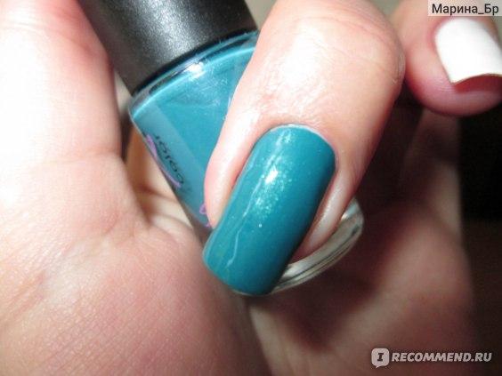 Лак для ногтей Maxi color Style lacquer фото