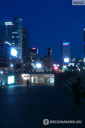 Южная Корея, Сеул фото
