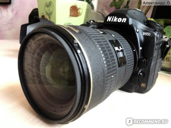 Nikon D850 с Nikkor AF-S 28-70mm f/2.8 D IF-ED