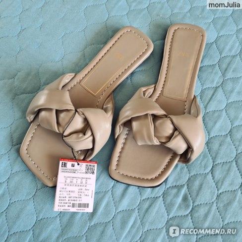 женские сандалии Зара отзывы