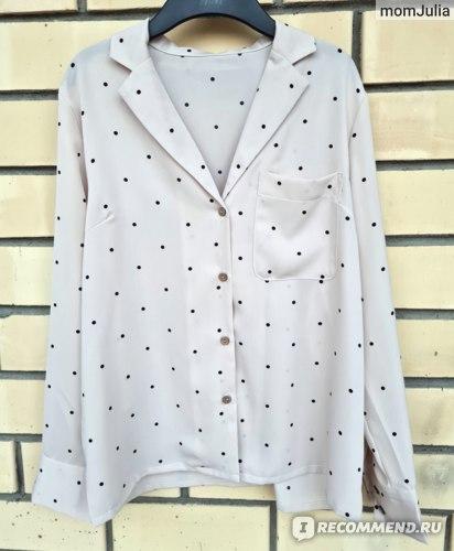 женская блузка алиэкспресс