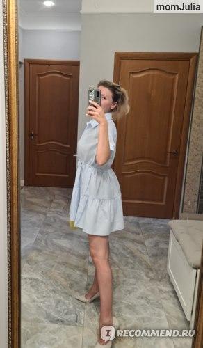 Зара платье фото