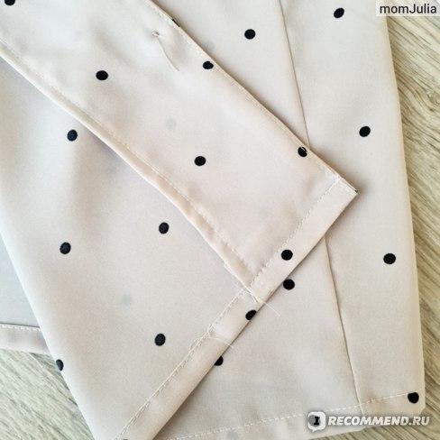 офисная блузка алиэкспресс