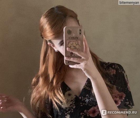 Волосы перед приемом витаминов