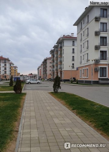 GAMMA SIRIUS PARK HOTEL 3*, Россия, Адлер