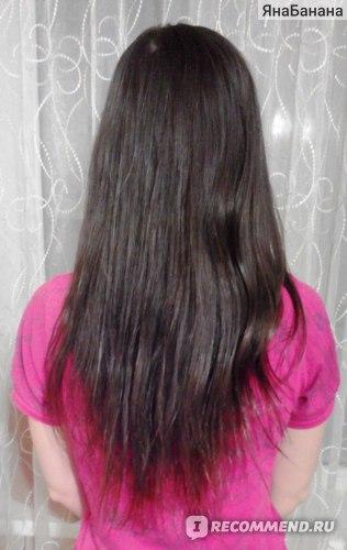 """Флюид для волос Dr.Sante Жидкий шелк """"Длина и блеск"""" фото"""