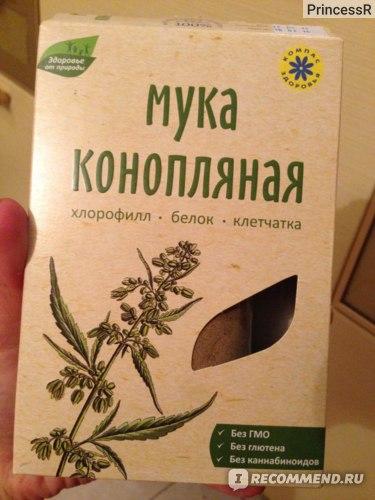 Мука Компас Здоровья Конопляная фото