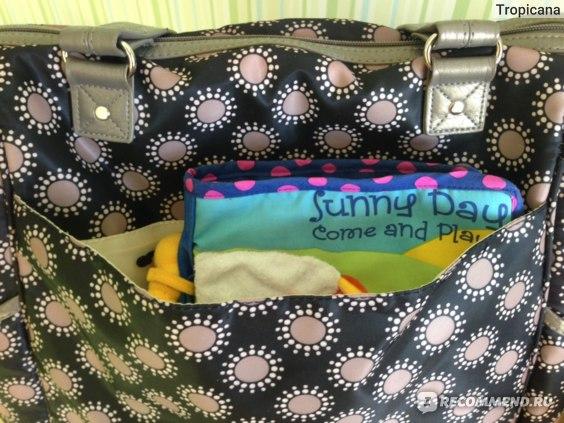 Сумка для мамы Skip Hop Madison Diaper Bag фото
