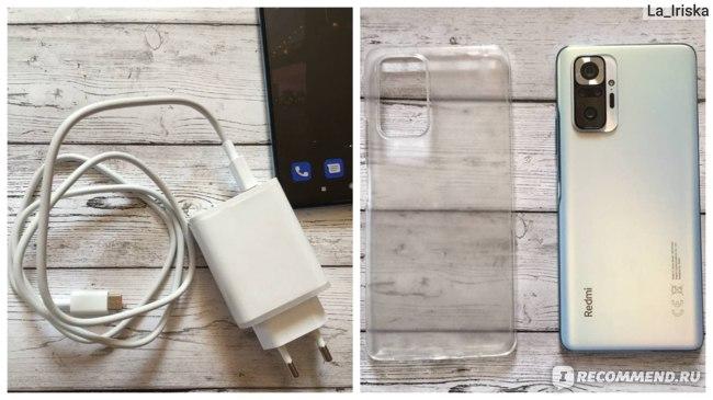 Мобильный телефон Xiaomi Redmi Note 10 Pro фото