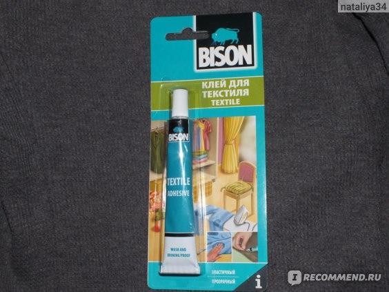Клей Bison Для текстиля фото