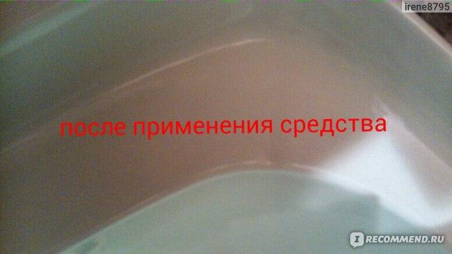 Средство для чистки туалетной комнаты и удаления известковых отложений EcoMatic  фото