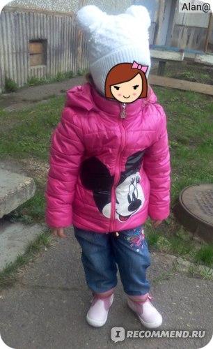 Куртка AliExpress 2014 Girls hooded jackets Boys Cotton padded Cartoon Coat Girl s winter Outerwear coats Free shipping фото
