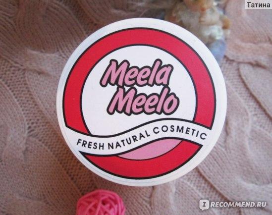 Взбитое масло Meela Meelo Олива-алоэ фото