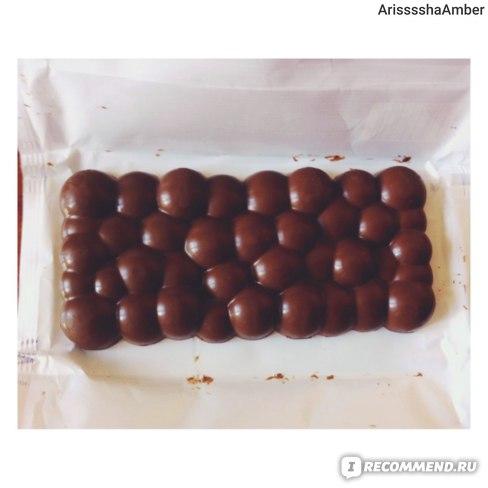 Шоколад Milka bubbles кокос фото