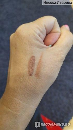 Жидкая матовая помада Eveline OH! My Lips Matt Lip Kit фото