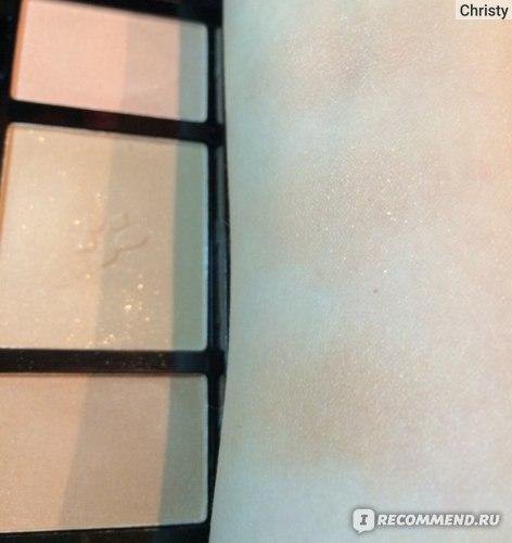 Многофункциональная палитра для макияжа из 40 оттенков Л'Этуаль PALETTE MAQUILLAGE  фото