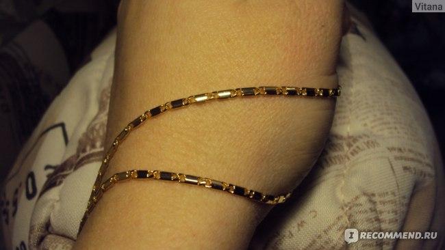 Комплект бижутерии Aliexpress Trendy G Style Earrings Pendant Necklace Set Women Gift New Platinum/18K Real Gold Plated Rhinestone Vintage Jewelry Set S342 фото