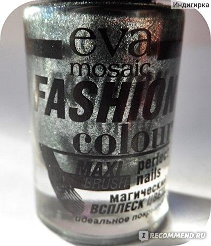 Лак для ногтей Eva Mosaic Fashion Colour фото