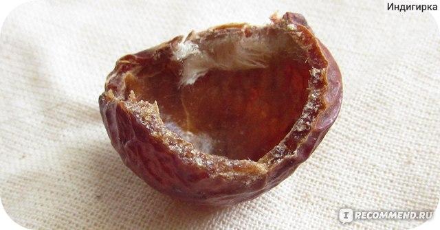Средство для стирки Мыльные орехи Плоды сапиндуса мукоросси сушеные / sapindus mukorossi фото