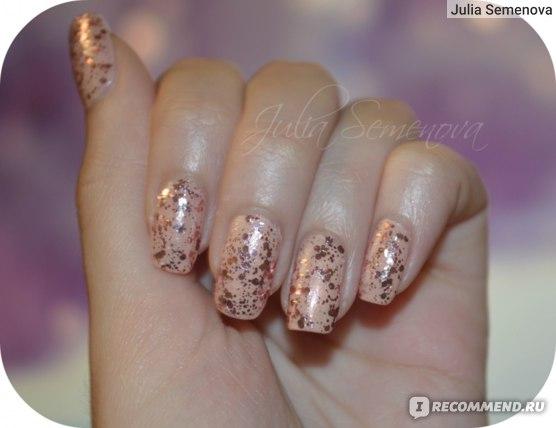 После: кутикула и кожа вокруг ногтей