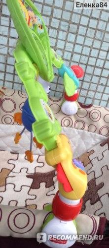 Fisher-Price Игровая дуга Друзья из тропического леса фото