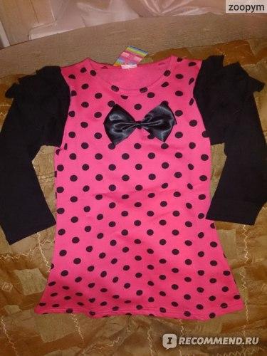 2dc49bdaa5f Платье детское AliExpress Платье в горошек new 2014 4pcs girls red ...
