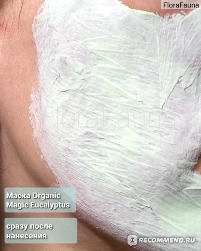 11 Маска для лица Planeta Organica Magic Eucalyptus Anti-Acne Face Mask